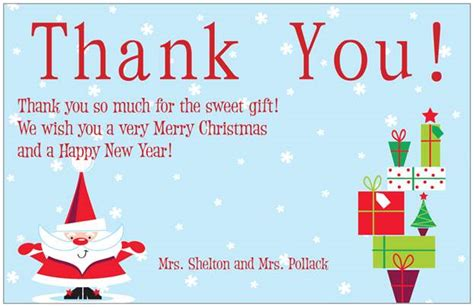 Thank You Card From Teacher To Parents For Gift - thank you card parents teacher