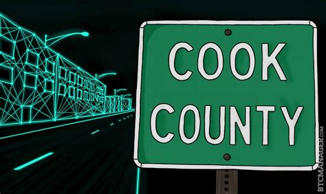Cook County Records Free Chicago S Cook County Blockchain Pilot