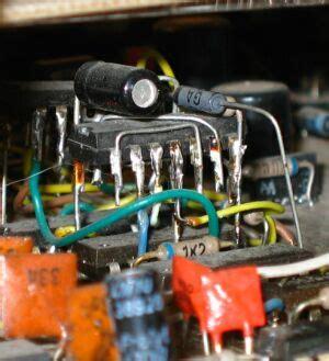 germanium diode einsatz reset logik homecomputer ddr
