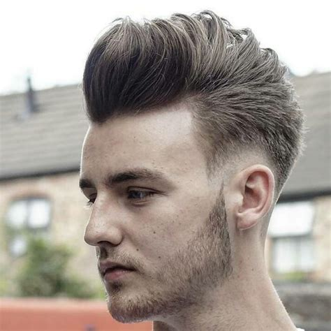 Comb Over Bruash Hair Style   80 powerful comb over fade hairstyles 2018 comb on over