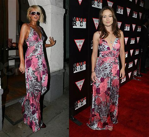 Who Wore It Better Pink Printed Patio Dress by Who Wore It Better Pink Printed Patio Dress Popsugar