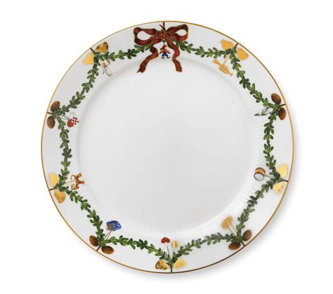 ideas for christmas plate designs fluted royalcopenhagen