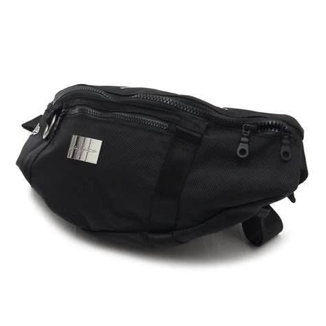 Waist Bag Vans Black New by Yohji Yamamoto X New Era Waist Bag Black Millioncart