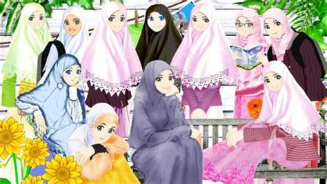 wallpaper islamic girls