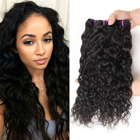weave with curls and pearls aliexpress com buy ali pearl hair products brazilian