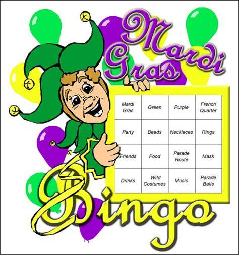 printable games for mardi gras mardi gras themed bingo set by questadventures on etsy
