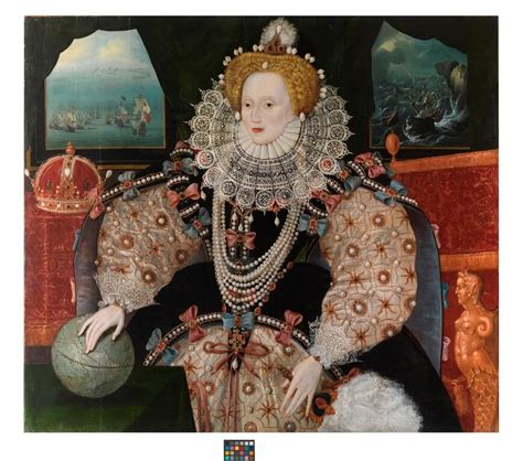 armada portrait conserved armada portrait returns to display at queen s