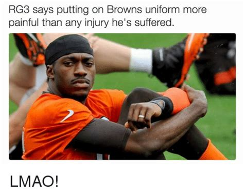 Rg3 Meme - 25 best memes about nfl and rg3 nfl and rg3 memes