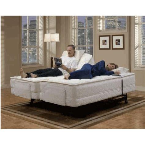 buy med lift sleep ezz adjustable bed  ultimate