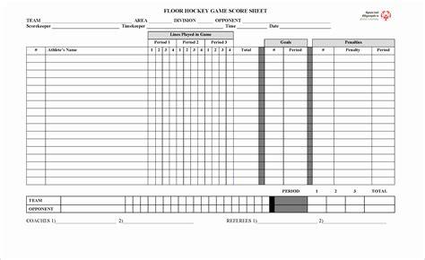 Tally Sheet Template Excel 7 Basketball Score Sheet Template Excel Exceltemplates