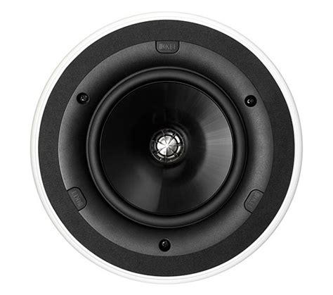 kef ceiling speakers kef ci160qr in ceiling speaker