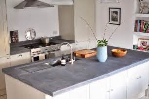 arbeitsplatte beton arbeitsplatte aus beton 30 ideen f 252 r oberfl 228 che in der k 252 che