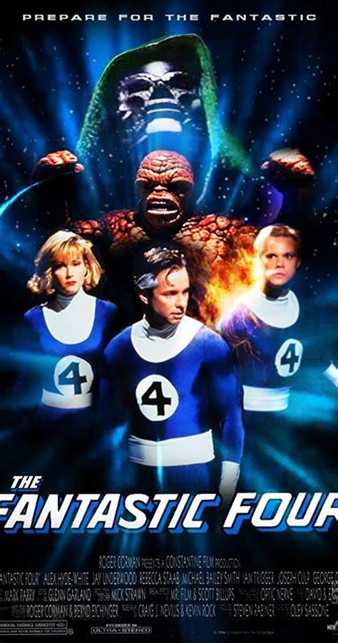 Fantastic Four Pics the fantastic four 1994 imdb