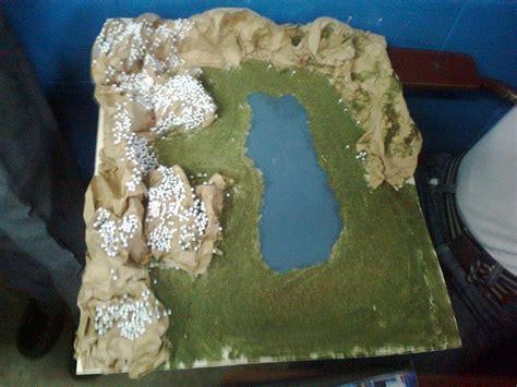 maquetas de la tundra naturaleza ambiente y materia maquetas biomas 7 176