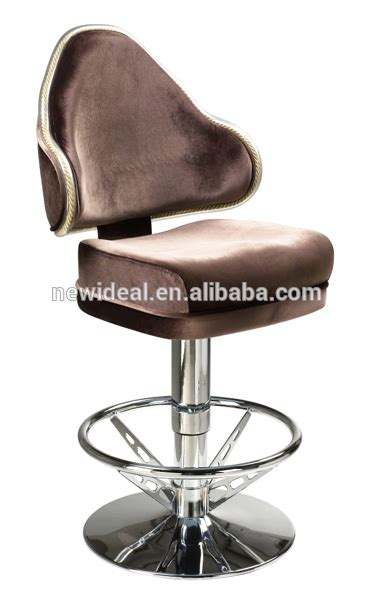 Comfortable Stools by Choice Comfortable Luxury Casino Bar Stools