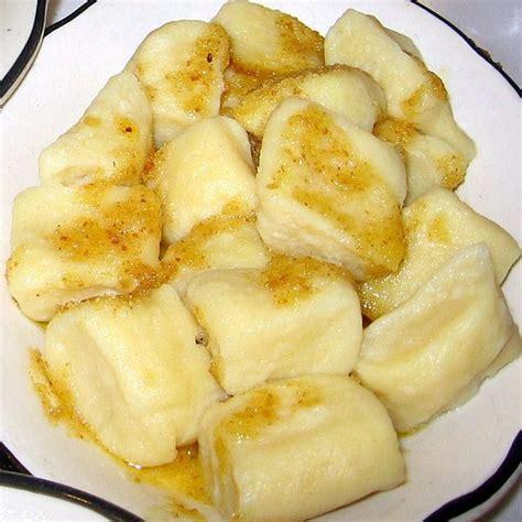 polish mashed potato dumplings kopytka recipe mashed