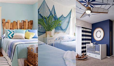 ideas para decorar dormitorios decoracion 10 dormitorios de playa decoraci 243 n hogar decoralia es