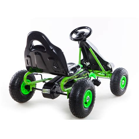 Kinder Auto Pedal by Foxhunter Kinder Go Kart Rutscher Auto Pedale