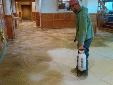 Stone textured Overlay Transforms Maine Ski Resort