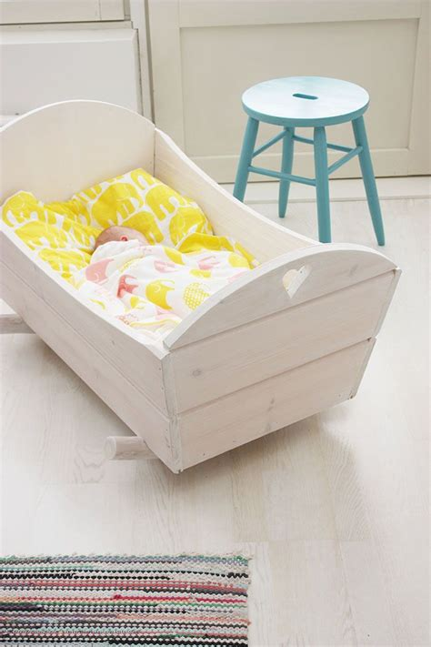 rocking baby cradle plans  woodworking projects plans