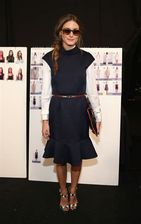 Guccii Bolbal navy and white at kaufman franco palermo s front