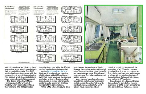 Chinook Rv Floor Plans by Automotive Traveler Magazine 2011 04 Gmc Motorhomes Page 4