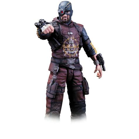 Figure Batman Set 4 batman arkham city series 4 deadshot figure iwoot