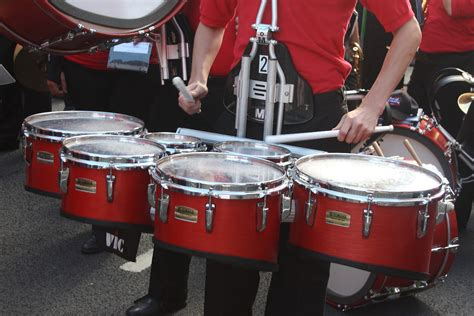 video tutorial drum band cylindrical drums 08 tenor drums set of mansfield marchi