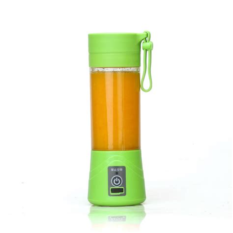 Blender Usb 380ml usb electric fruit juicer handheld smoothie maker blender bottle juice cup ebay