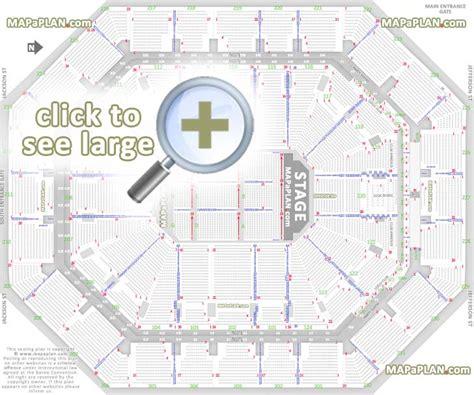 rexall place floor plan talking stick resort arena us airways center seat row
