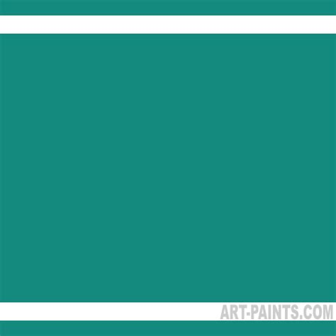 Blue Green Paint | iridescent green blue studio acrylic paints 358