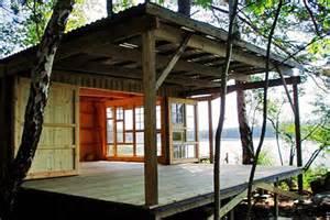 Green Small House Plans Great Green Home Bj 246 Rkbo Summer Cabin Inhabitat Green