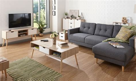 stockholm living room furniture groupon goods