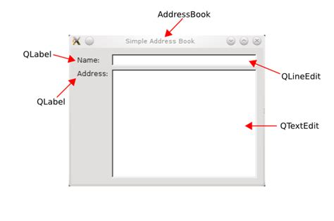 qt tutorial book part 1 designing the user interface qt 4 8