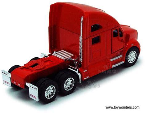 Diecast Truck Kinsmart Kensworth T700 1 32 New Mib kenworth t700 tractor 5357d 1 6 scale8 kinsmart wholesale diecast model car