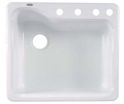 american standard silhouette kitchen sink american standard 7172 804 208 silhouette 25 inch americas single bowl four kitchen sink