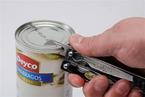 can opener use how to use a c can opener