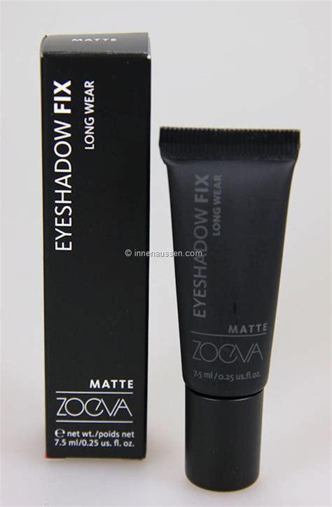 Zoeva Eyeshadow Fix Matte zoeva eyeshadow fix matte lidschattenbase innenaussen