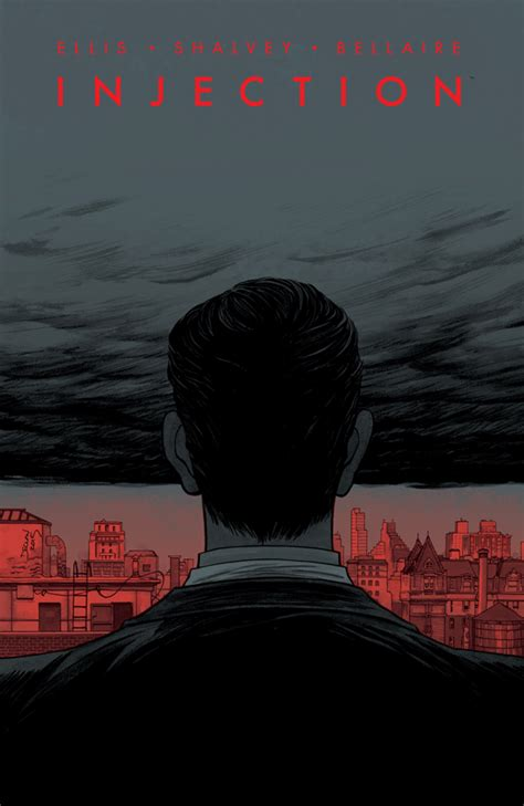 libro injection volume 1 injection injection vol 2 tp releases image comics
