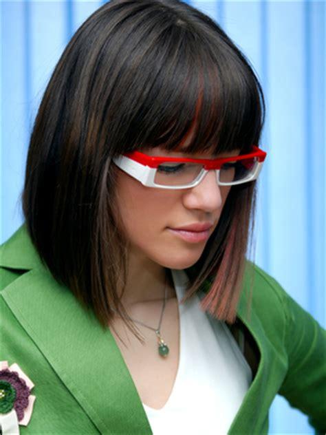 bob haircuts and glasses bob cuts eyeglasses bob hairstyles
