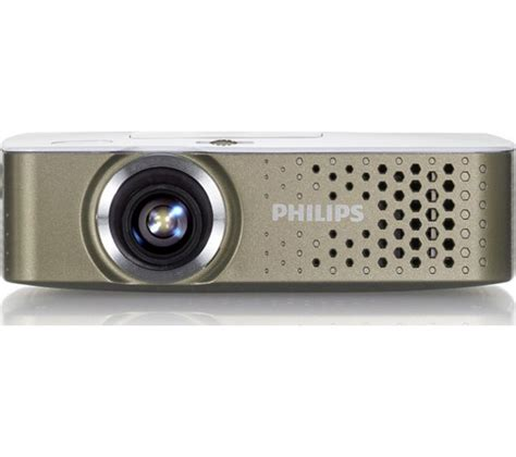 with projector philips picopix ppx3414 throw portable projector