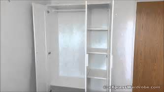 ikea brimnes 3 door wardrobe design