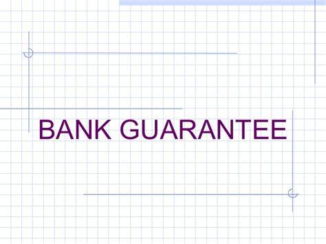 bank guarantee 31132115 bank guarantee