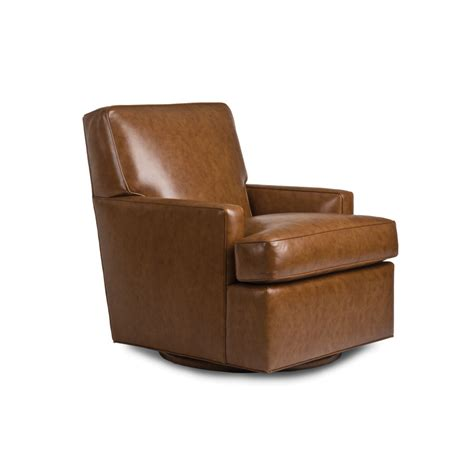 Hancock And Moore 5379s Illusion Swivel Chair Discount Discount Swivel Chairs