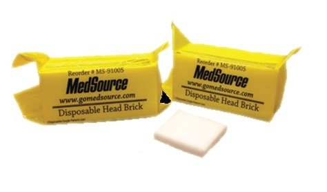medsource disposable brick emergency products