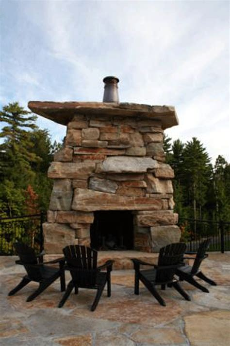 outdoor stone fireplace 1000 images about outdoor fire place fire pits fire features on pinterest outdoor