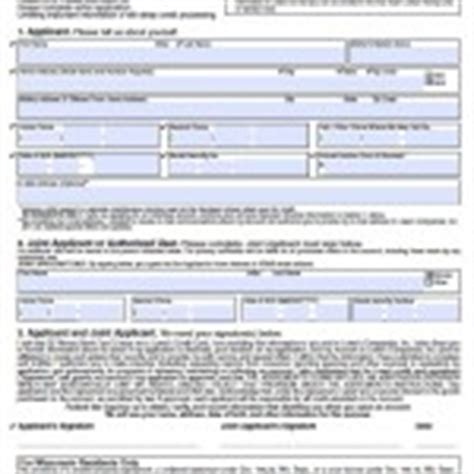 Credit Application Form For Lowes Lowe S Credit Card Application Form