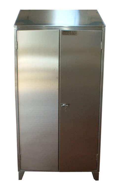 armadi acciaio cassetta della posta in acciaio tavoli in acciaio