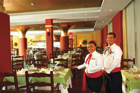 valentin imperial restaurants valentin imperial riviera mexico vacation