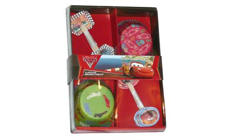 Cars Cake Decorating Kit by Cake Kitchen Decorating Kits